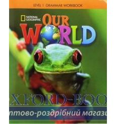 Тетрадь Our World 1 Grammar workbook Crandall J 9781337292849 купить Киев Украина