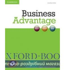 Книга для учителя Business Advantage Upper-Intermediate Teachers Book Birkin, J ISBN 9781107422315 купить Киев Украина