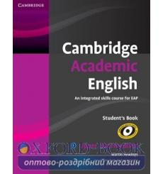 Учебник Cambridge Academic English b2 Upper Intermediate students book Hewings M 9780521165204 купить Киев Украина