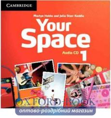 Диск Your Space Level 1 Class Audio CDs (3) Hobbs, M ISBN 9780521729277 купить Киев Украина