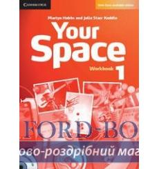 Тетрадь Your Space Level 1 workbook with Audio CD Hobbs M 9780521729246 купить Киев Украина