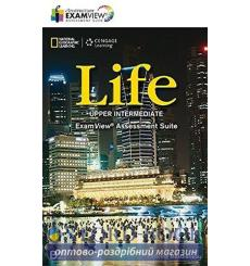 Life Upper-Intermediate ExamView CD-ROM Dummett, P ISBN 9781285451169 купить Киев Украина