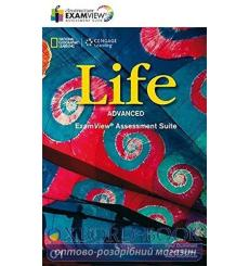 Life Advanced ExamView CD-ROM Dummett, P ISBN 9781285451152 купить Киев Украина