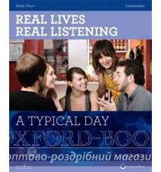 Real Lives, Real Listening Intermediate A Typical Day with CD Thorn, S 9781907584435 купить Киев Украина