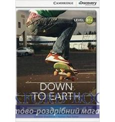 Книга Cambridge Discovery B1+ Down to Earth (Book with Online Access) Shackleton, C ISBN 9781107661172 купить Киев Украина