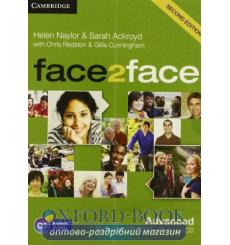 Тесты Face2face Advanced Testmaker Audio CD Naylor H 2nd Edition 9781107645882 купить Киев Украина