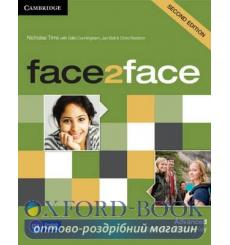 Тетрадь Face2face Advanced Workbook without Key Tims, N  3rd Edition 9781107621855 купить Киев Украина