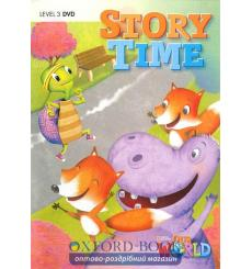 Our World 3 Story Time DVD Crandall, J ISBN 9781285461984 купить Киев Украина