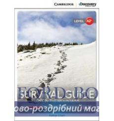 Книга Cambridge Discovery A2+ Survival Guide: Lost in the Mountains (Book with Online Access) ISBN 9781107643284 купить Киев ...