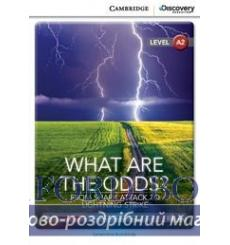 CDIR A2 What Are the Odds? From Shark Attack to Lightning Strike (Book with Online Access) ISBN 9781107668393 купить Киев Укр...