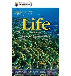 Life Beginner ExamView CD-ROM Dummett, P ISBN 9781285451138 купить Киев Украина