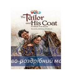 Our World Reader 5: Tailor And his Coat 9781285191478 купить Киев Украина