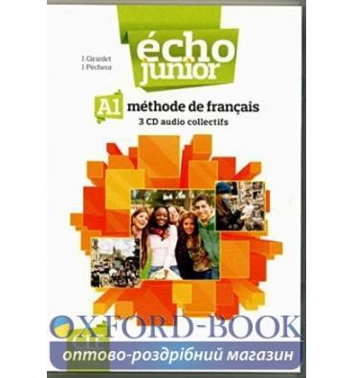 Echo Junior A1 Collectifs CD Girardet, J ISBN 9782090323313