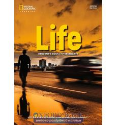 Учебник Life Intermediate Students Book with App Code Stephenson, H 3rd Edition 9781337285919 купить Киев Украина