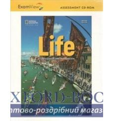 Life Pre-Intermediate ExamView CD-ROM 2nd Edition 9781337285797 купить Киев Украина