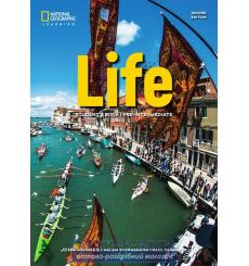Учебник Life Pre-Intermediate Students Book with App Code Hughes, J 3rd Edition 9781337285704 купить Киев Украина