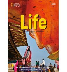 Учебник Life Advanced Students Book with App Code Dummett, P 3rd Edition 9781337286336 купить Киев Украина