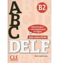 Книга ABC DELF B2 2?me ?dition, Livre + CD + Entrainement en ligne ISBN 9782090382556
