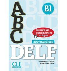 ABC DELF B1 2?me ?dition, Livre + CD + Entrainement en ligne ISBN 9782090382549
