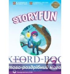 Storyfun for Movers Level 3 Teachers Book with Audio Saxby, K 3rd Edition 9781316617182 купить Киев Украина