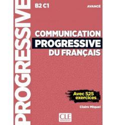 Communication Progressive du francais Niveau avanc? - Livre + CD 9782090382112