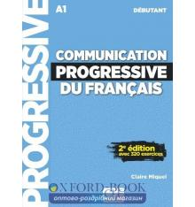 Книга Communication Progressive du Francais 2e Edition Niveau d?butant - Livre + CD ISBN 9782090384451