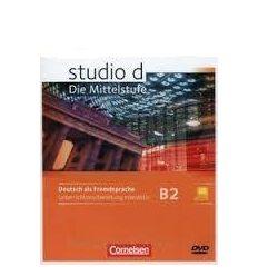 Studio d B2 Band 1 und 2 Unterrichtsvorbereitung interaktiv auf DVD-ROM (Schullizenz) ISBN 9783060208890