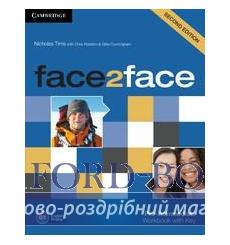 Тетрадь Face2face Pre-intermediate Workbook with Key Tims, N  3rd Edition 9781107603530 купить Киев Украина