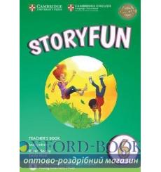 Storyfun for Flyers Level 6 Teachers Book with Audio Saxby, K 3rd Edition 9781316617298 купить Киев Украина
