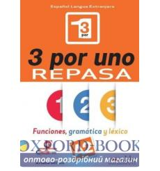 3 Por UNO A2 Libro Del Alumno + Audio Download 9788490813041 купить Киев Украина