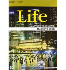 Книга для учителя Life Upper-Intermediate Teachers Book with Audio CD Dummett, P ISBN 9781133315476 купить Киев Украина