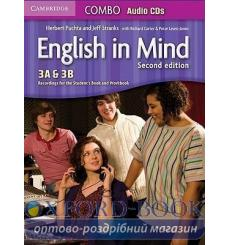 English in Mind Combo 3A and 3B Audio CDs (3) Puchta H 2nd Edition 9780521279802 купить Киев Украина