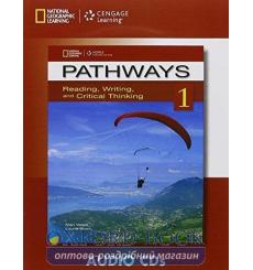 Pathways 1: Reading, Writing and Critical Thinking Audio CD(s) Blass, L ISBN 9781133317203 купить Киев Украина