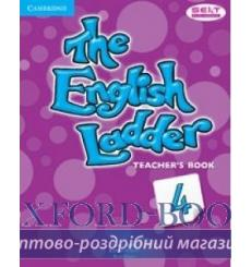 Книга для учителя The English Ladder Level 4 Teachers Book House, S 9781107400818 купить Киев Украина