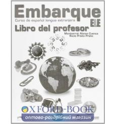 Embarque 3 Libro del profesor + CD audio GRATUITA Alonso, M ISBN 2000096217021 купить Киев Украина