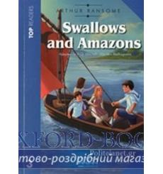 Level 3 Swallows and Amazons Pre-Intermediate Book with CD Ransome, A 9789605731793 купить Киев Украина