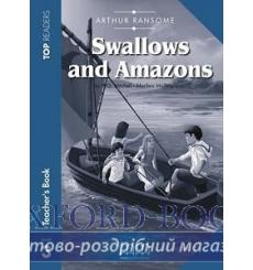 Swallows and Amazons Pre-Intermediate teachers book Pack Ransome, A 9789605732516 купить Киев Украина