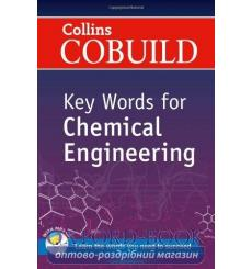 Key Words for Chemical Engineering Book with Mp3 CD ISBN 9780007489770 купить Киев Украина