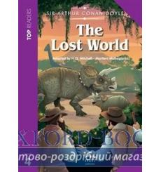 Level 4 Lost World Intermediate Book with Glossary & Audio CD Doyle, A 9786180512045 купить Киев Украина