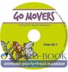 Диск Go Movers Updated Class CD for the Revised 2018 YLE Tests Mitchell, H 9786180519679 купить Киев Украина