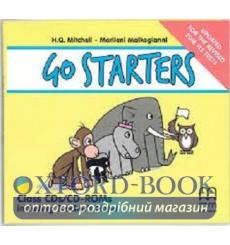 Диск Go Starters Updated Class CD for the Revised 2018 YLE Tests Mitchell, H ISBN 9786180519655 купить Киев Украина