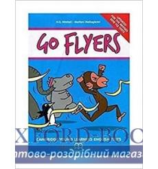 Учебник Go Flyers Updated Students Book with CD for the Revised 2018 YLE Tests Mitchell H 9786180519358 купить Киев Украина