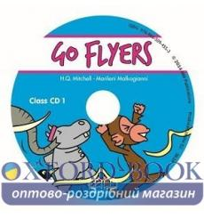 Диск Go Flyers Updated Class CD for the Revised 2018 YLE Tests Mitchell, H ISBN 9786180519693 купить Киев Украина