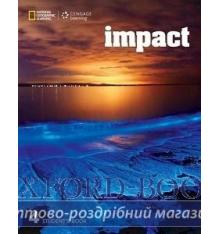 Учебник Impact 4 Students Book Fast, T ISBN 9781337281096