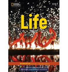 Тетрадь Life Beginner workbook with Key and Audio CD Stephenson, H 3rd Edition 9781337285445 купить Киев Украина