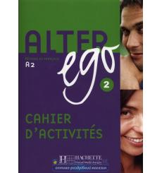 Alter Ego 2 Cahier
