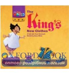 Книга Our World Reader 1: Kings Newclothes Olivia, A ISBN 9781285190655 купить Киев Украина