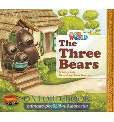 Книга Our World Reader 1: Three Bears Davison, T ISBN 9781285190648 купить Киев Украина