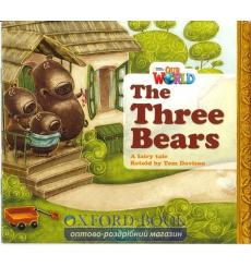 Книга Our World Big Book 1: Three Bears Davison, T ISBN 9781285191607 купить Киев Украина