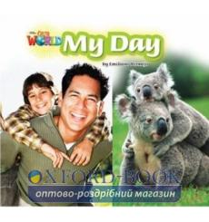 Книга Our World Reader 2: My Day Bermejo, E ISBN 9781285190754 купить Киев Украина